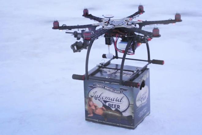 lakemaid-beer-drone-cerveja